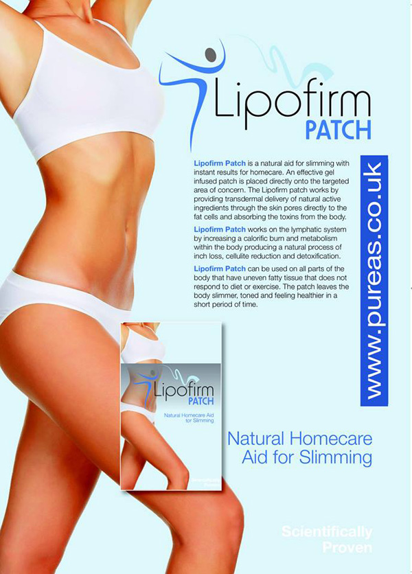 Lipofirm Slimming Patch